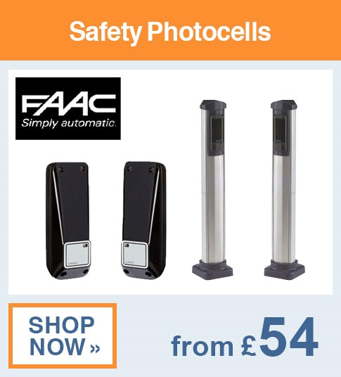 FAAC Safety Photocells