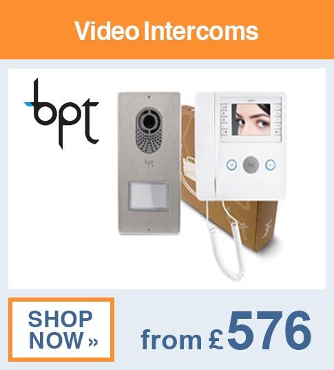 BPT Video Intercoms