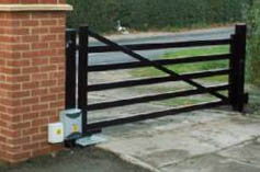 5 Bar Metal Gate Kits