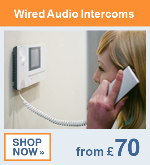 Hard Wired Audio Intercom Kits