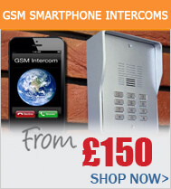 Smartphone (GSM) Intercom Kits