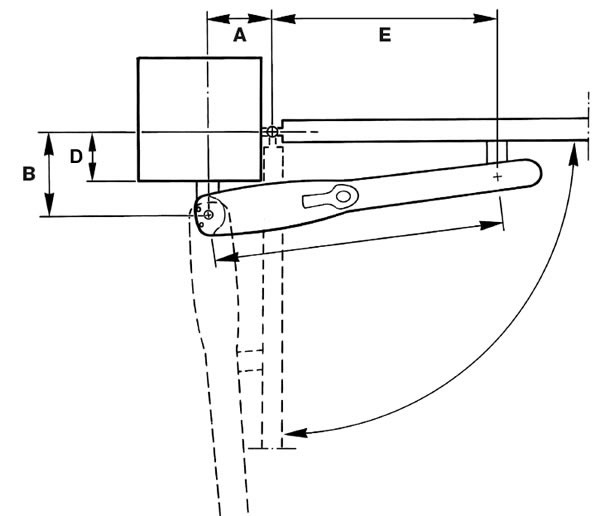 Plan diagram of kit wingo