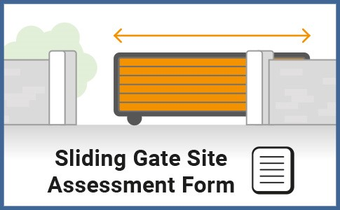 Sliding Gate Assessment Form