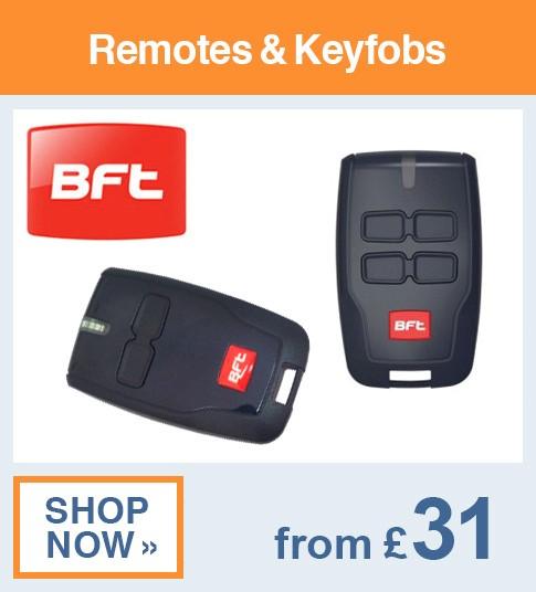 BFT Remotes & Keyfobs