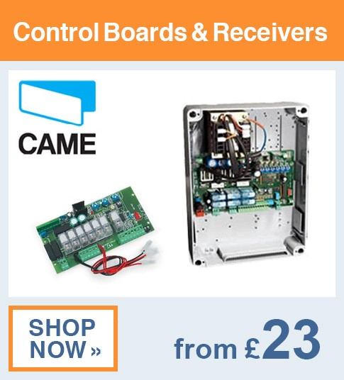 Came Control Boards & Receivers