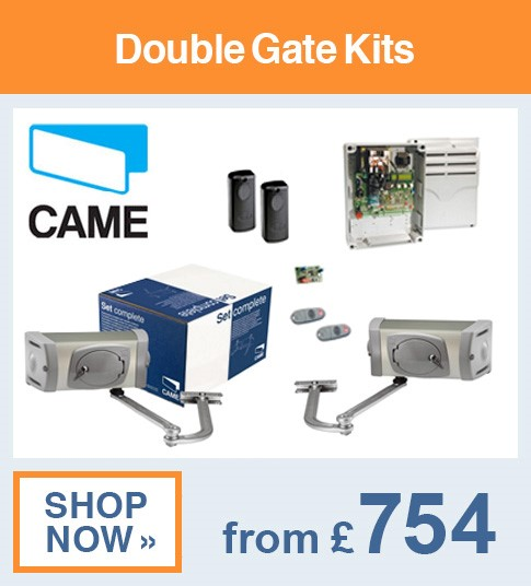 Came Double Gate Kits