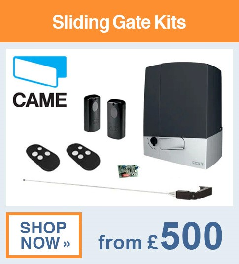 Came Sliding Gate Kits