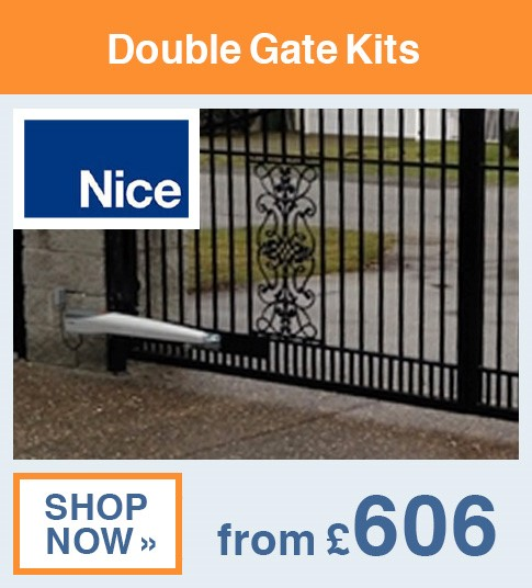 Nice Double Gate Kits