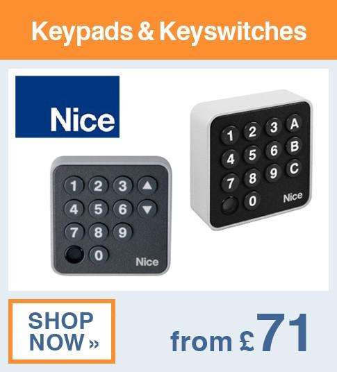 Nice Keypads & Keyswitches