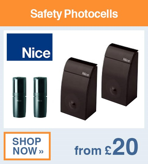 Nice Safety Photocells