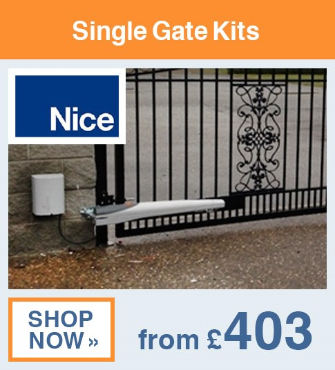 Nice Single Gate Kits