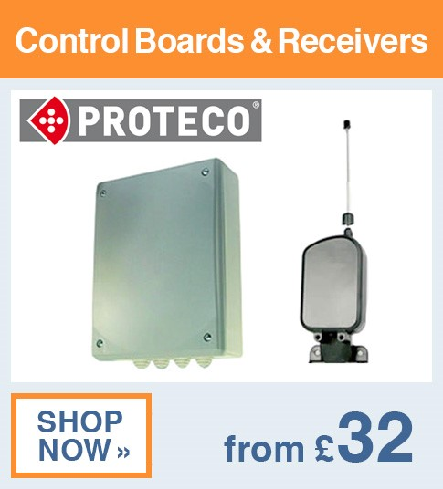 Proteco Control Boards & Receivers