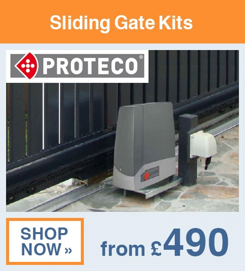 Proteco Sliding Gate Kits
