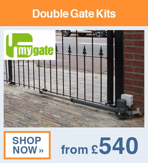 MyGate Double Gate Kits