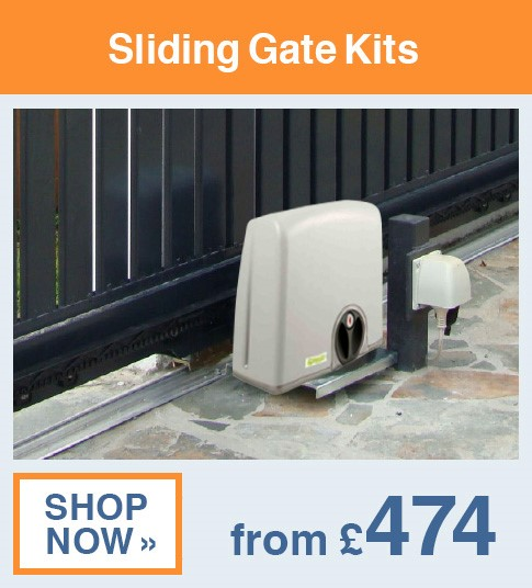 MyGate Sliding Gate Kits