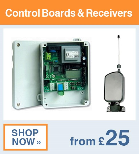 Control Boards & Receivers