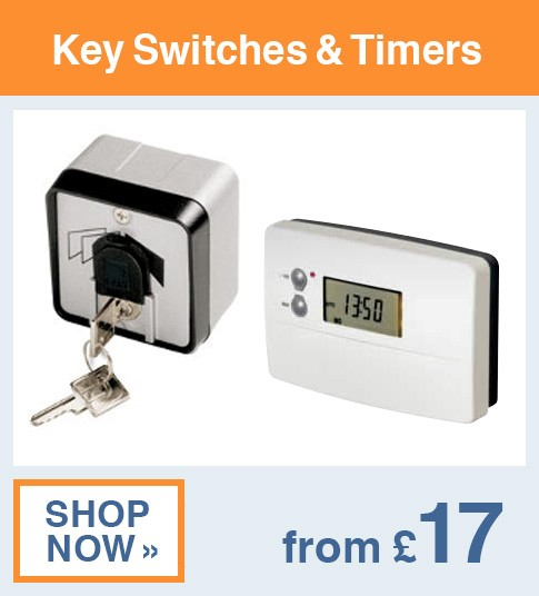 Key Switches & Timers
