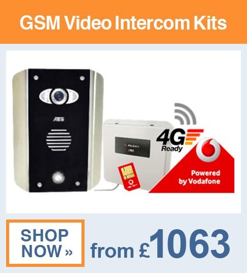 GSM Video Intercom Kits