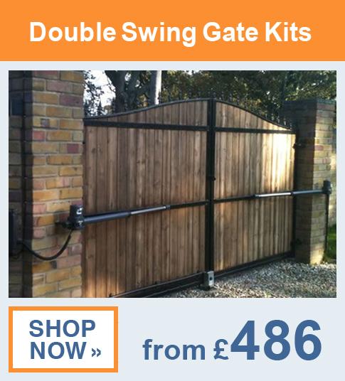 Double Swing Gate Kits