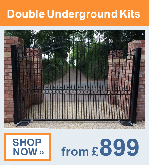 Double Underground Gate Kits