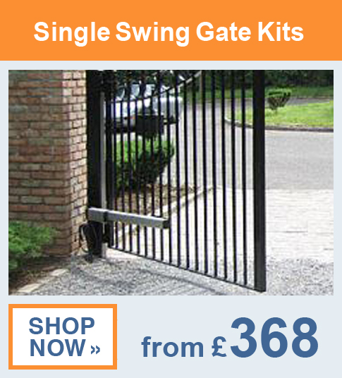 Single Swing Gate Kits