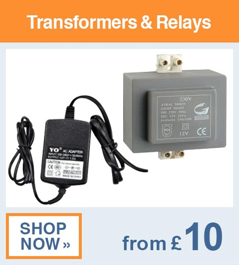 Transformers & Relays