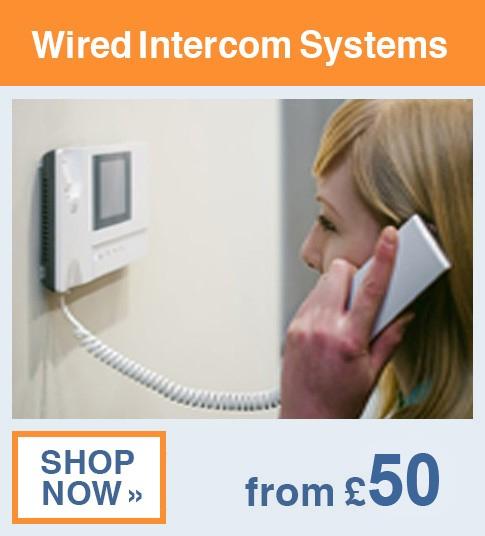 Wired Audio Intercom Kits