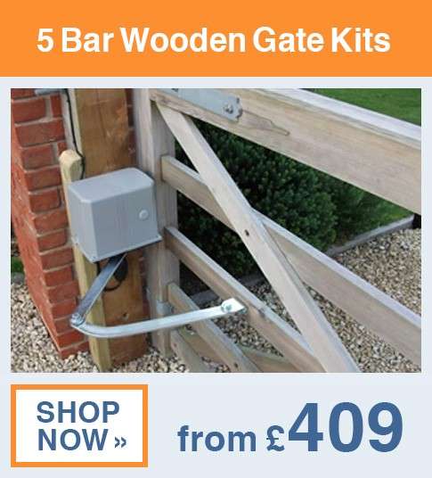 5 Bar Gate Kits