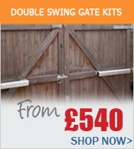 Double Swing Gate Kits