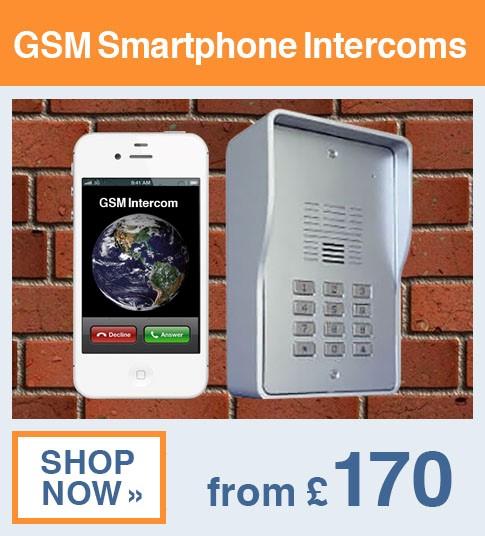 Smartphone (GSM) Intercom Kits