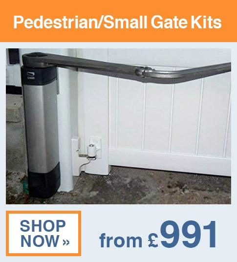 Pedestrian/Small Pillar Gate Kits