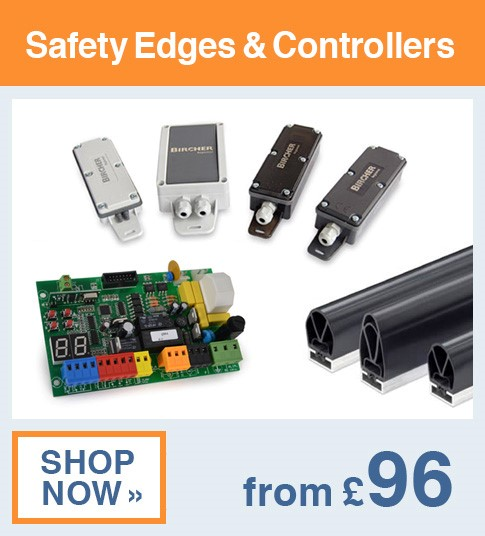 Safety Edges & Controllers