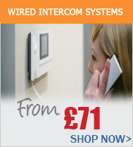 Wired Audio Intercom Kits