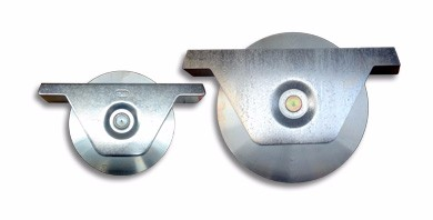Image for Internal Guide Wheel Half Round Groove 20Mm