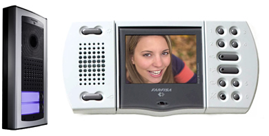 Image for Farfisa Profilo Video Intercom System - With Keypad