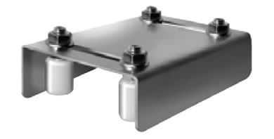 Image for Sliding Gate Upper Guide Bracket