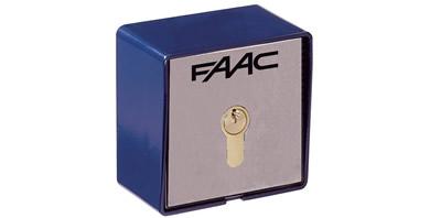 Image for FAAC T20 E Keyswitch