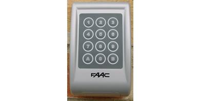 Image for FAAC 868 Radio Keypad