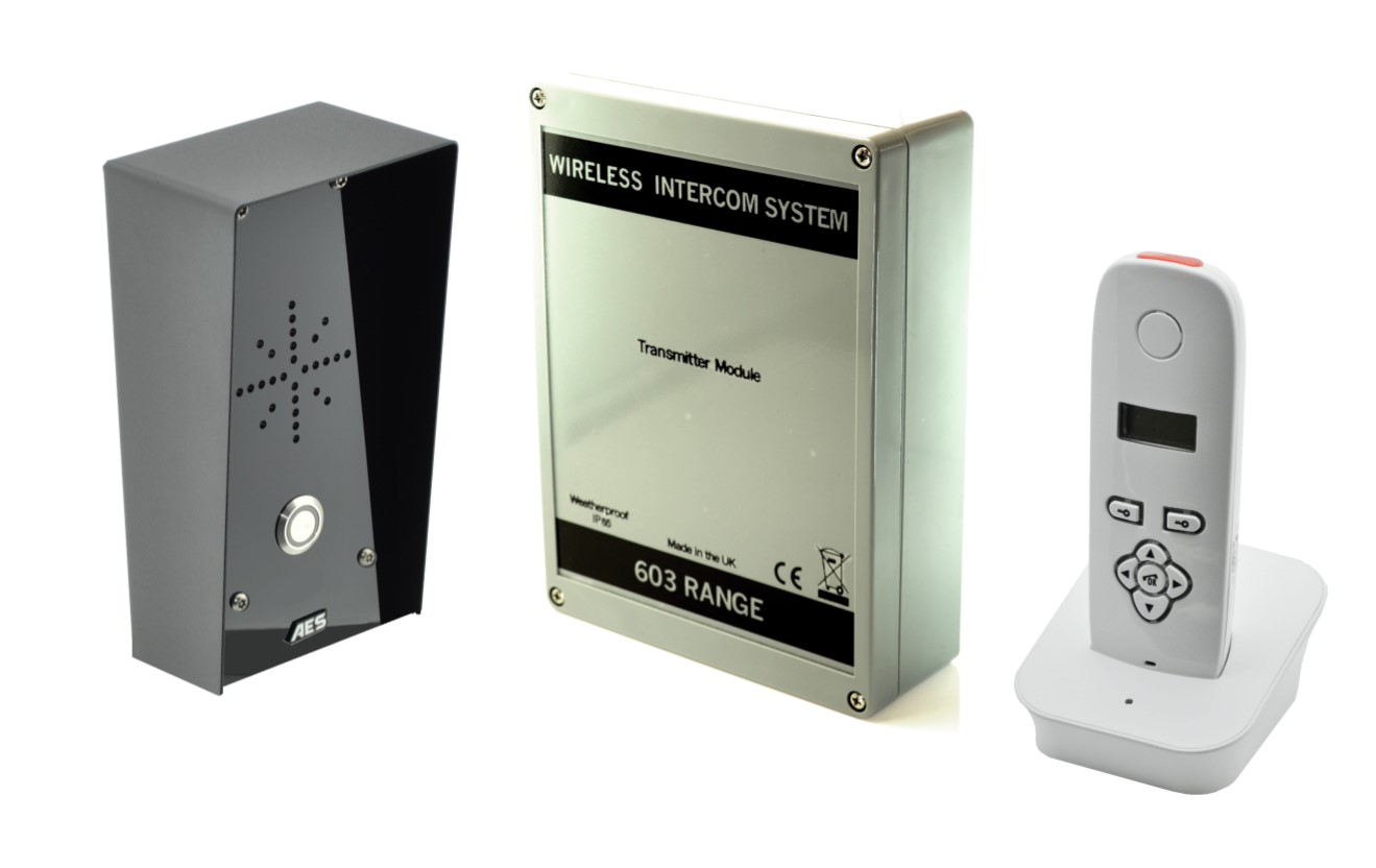 Image for 603 Dect Wireless Intercom Imperial