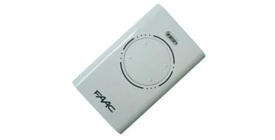 Image for FAAC XT4 868 SLH Remote
