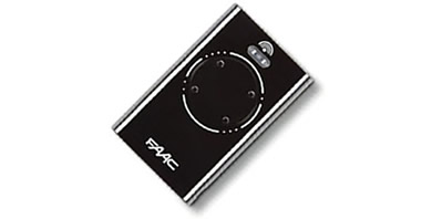 Image for FAAC XT4 868 SLH LR Remote