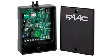 Image for FAAC Receiver XR2 868