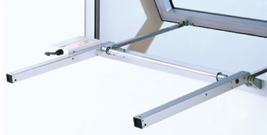Image for Mingardi S1 Rack Actuator Window And Vent Operator