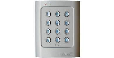 Image for Digicode DGA Keypad Surface Mounted Ip64