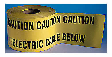 Image for Electric Cable Tape