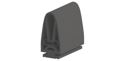 Image for ASO Sentir Edge 245 TK Safety Edge 45Mm Profile 8.2