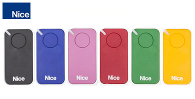 Image for Nice Inti Channel Wireless Universal Remote Keyfob
