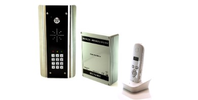 Image for 603 Dect Wireless Intercom Architectural With Keypad