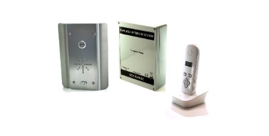Image for 603 Dect Wireless Intercom Architectural Stainless Steel