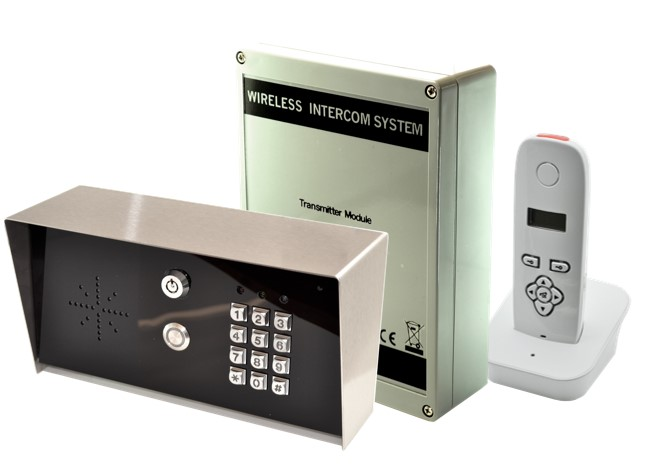 Image for 603 Dect Wireless Intercom Industrial With Keypad